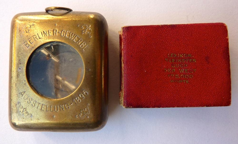 Kleinste boekje 1896