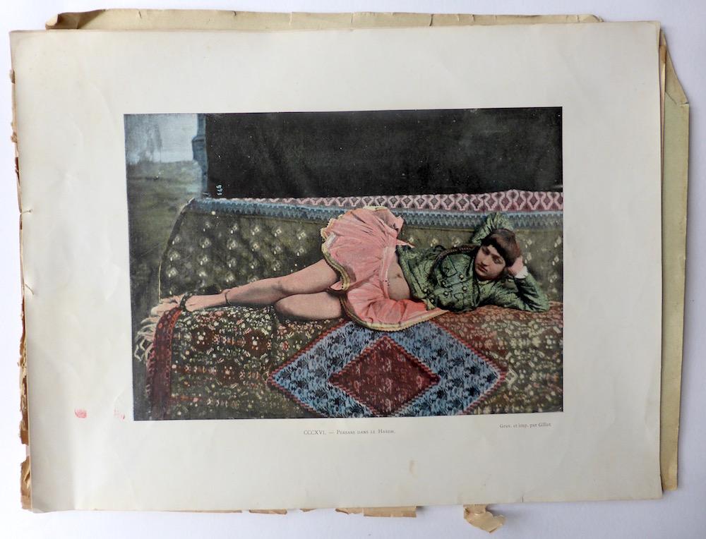 Melancholische Perzische