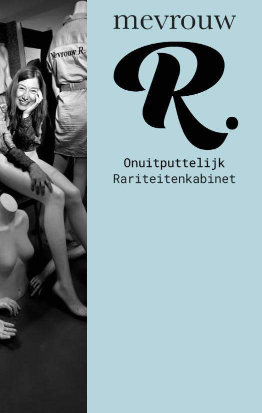 Mevrouw R. foto & logo