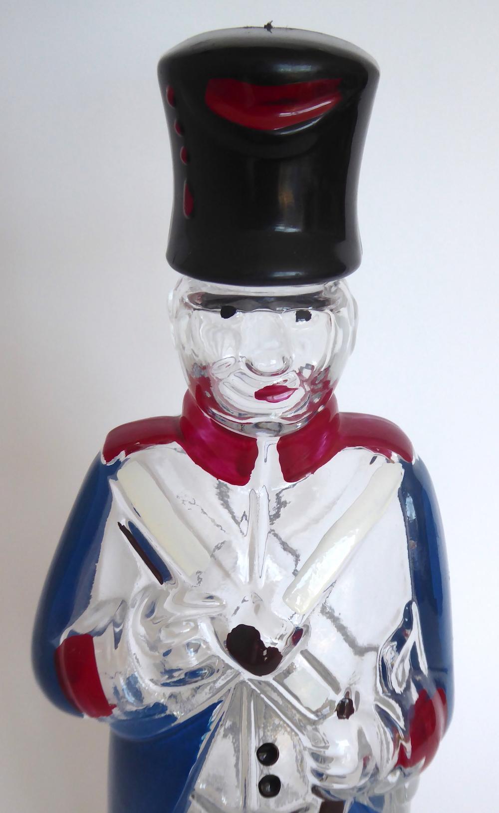 Portret flaconsoldaat Lippischer Schütze